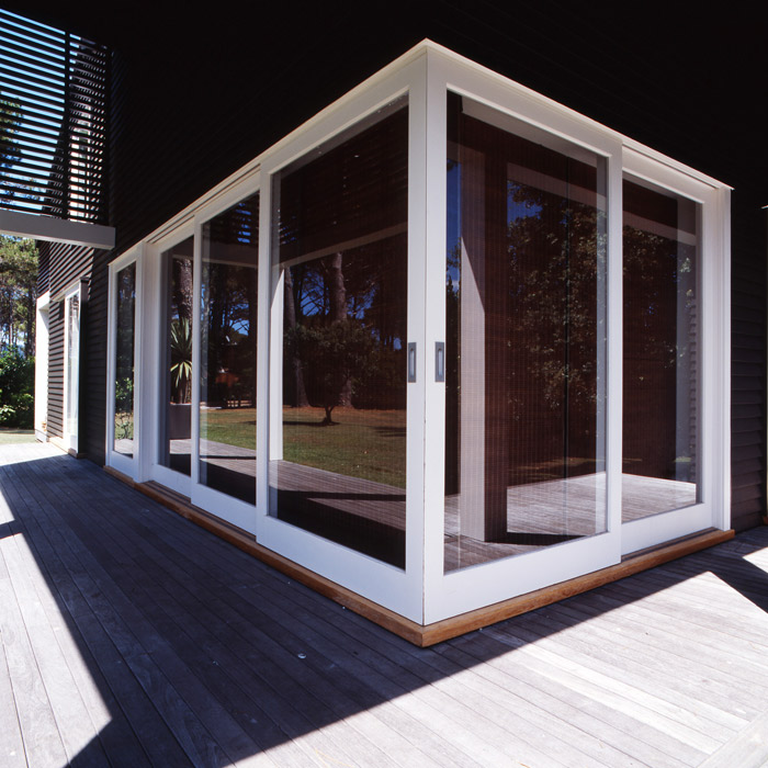 ... Timber stacking sliding doors ... & Papakura Joinery Timber Bi-folding and sliding doors