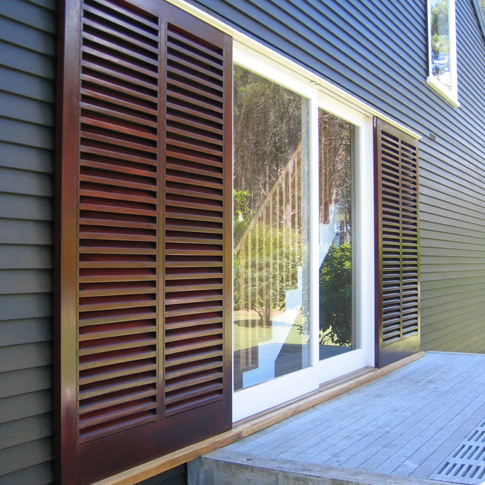 Joinery Timber Shutters
